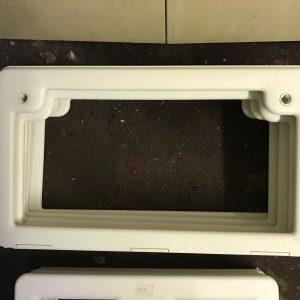 Side Compartment Locker Doors