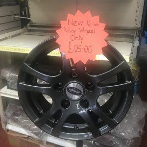 Alloy & Steel Wheels